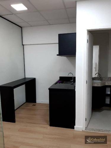 Sala À Venda, 54 M² - Cerâmica - São Caetano Do Sul/sp - Sa0299