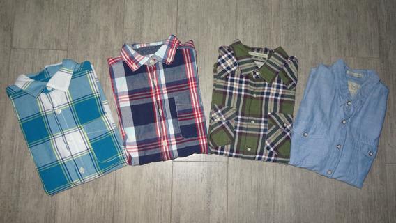 Camisas Tennis Y Oshkosh. Talla 12
