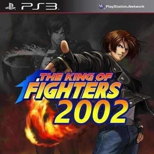 Kof 2002 The King Of Fighters 2002 - Jogos Ps3 Playstation 3