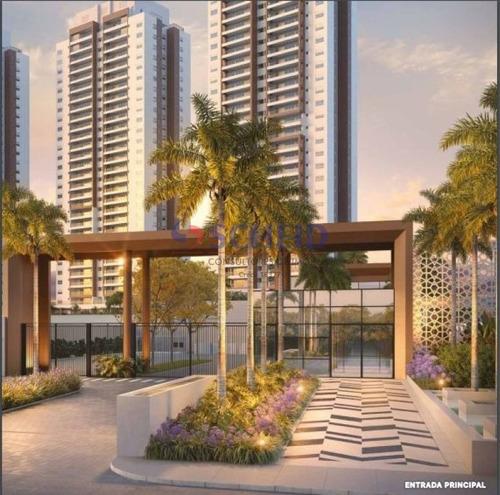 Lindo Apartamento Em Lançamento!!!!!!! Cyrella - Mr75313