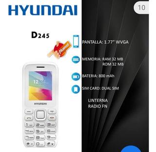 Hiunday D245 1.8
