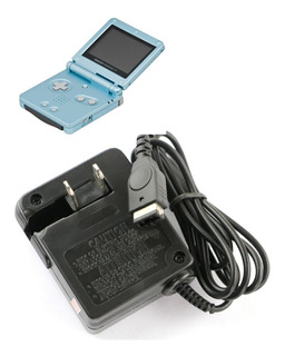 Cargador Ac Adaptador Nuevo Gba Gameboy Advance Sp