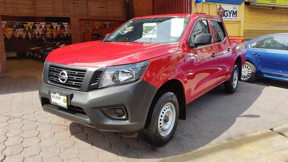 Nissan Np300 S Doble Cabina 2018 New Generacion Estaquita