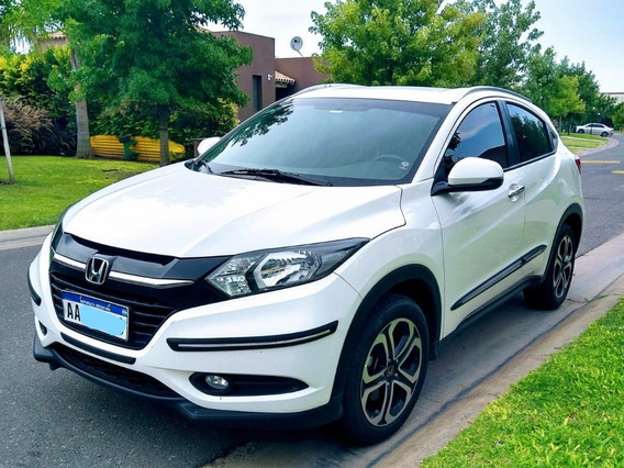 Honda Hrv Exl 2016 - 61.000 Kms - Impecable