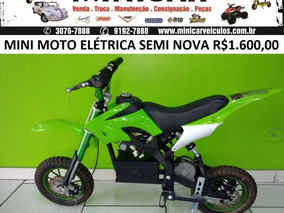 Mini Moto Eletrica 350 Whats