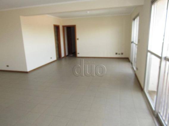 Apartamento Para Alugar, 150 M² Por R$ 1.300,00/mês - Centro - Piracicaba/sp - Ap2931