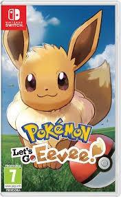 Pokémon Let's Go Evee Y Pikachu!! 2 Juegos Físicos!!