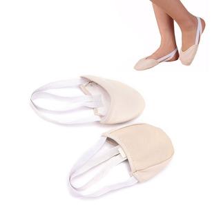 Zapatillas Puntas Para Gimnasia Ritmica Ballet Jazz Danza