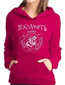 Blusa De Frio Moletom Hogwarts Hp Casaco Unisex