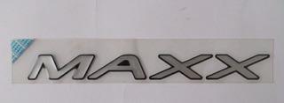 Emblema Adesivo Maxx Corsa Novo 08/12 Original Gm
