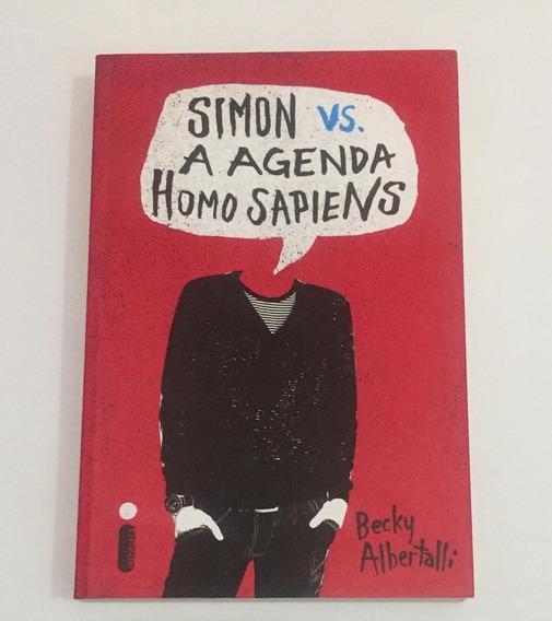 Livro Simon Vs. A Agenda Homosapiens