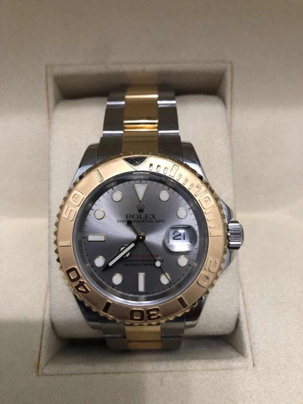 Rolex Yatchmaster Oro Acero 40 Mm