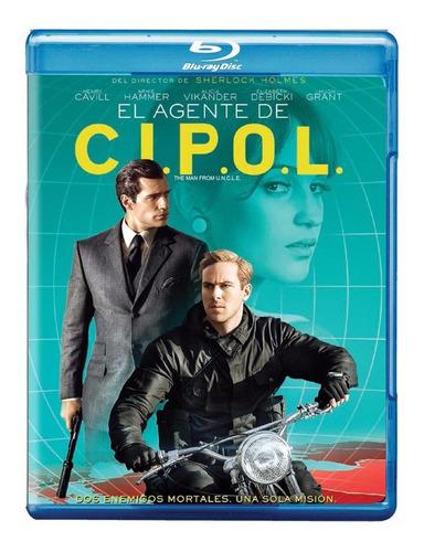 El Agente De Cipol Henry Cavill Pelicula Blu-ray