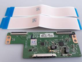 Placa T-con Lg 43lj5550 | 6870c-0532a + Flets Semi Nova