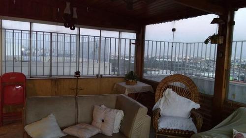 Imagem 1 de 24 de Apartamento Duplex Com 3 Dormitórios À Venda, 152 M² Por R$ 795.000,00 - Casa Verde - São Paulo/sp - Apd0035v