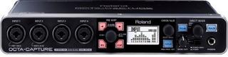 Roland Octacapture Usb 2.0 Audio Placa