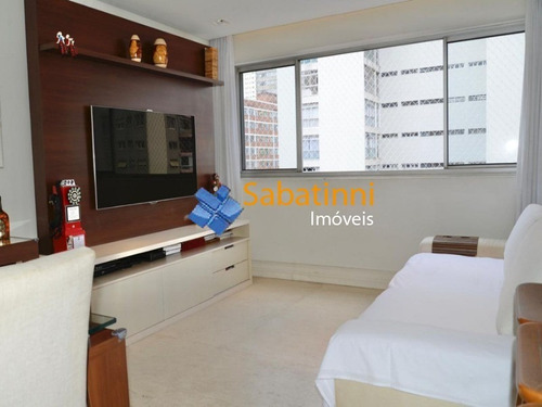 Apartamento A Venda Em Sp Higienópolis - Ap04343 - 69303728