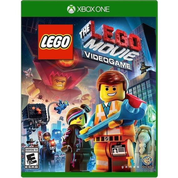 The Lego Movie Videogame Xbox One Disco Fisico Português Br