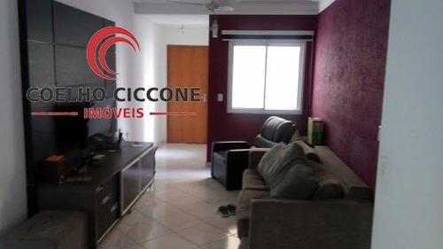 Imagem 1 de 9 de Apartamento Em Nova Gerti - Sao Caetano Do Sul - V-3492