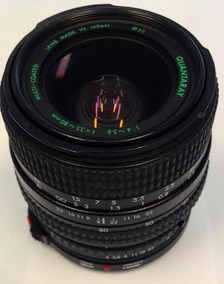 Lente Canon Quantaray Ef 35-80mm F-4 - 5,6, 3,5 Slr