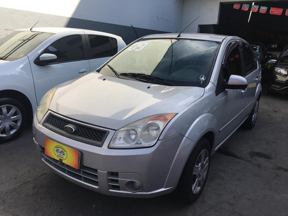Fiesta Sedan 1.6 Completo + Rodas - Novo Demais!