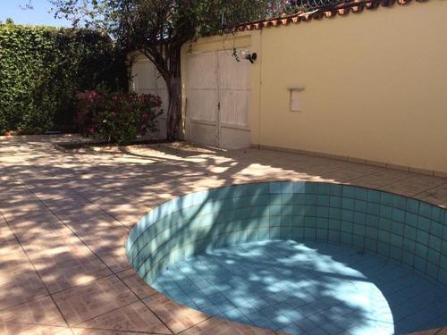 Casa  Santa Rosália 3 Dormitórios (1 Suíte) 263 M² Por R$ 740.000 - Ca1190