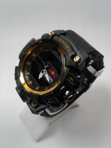 Relógio Masculino Modelo Esportivo Promoção C/caixa Brinde