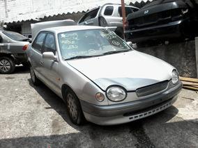 Toyota Corolla 1.6 Gli 97/98 - Sucata Só Peças