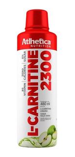 L Carnitine Carnitina 2300 - 480ml Queimador Gordura - Atlhetica