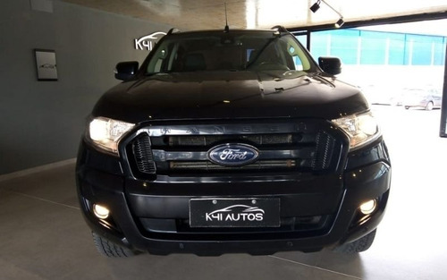Ford Ranger 3.2 Tdi 4x4 2019 Usado Impecable Contado