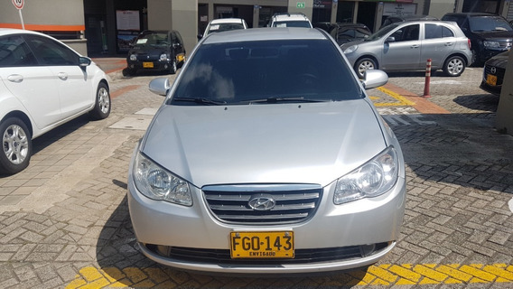 Hyundai Elantra Gls 2007