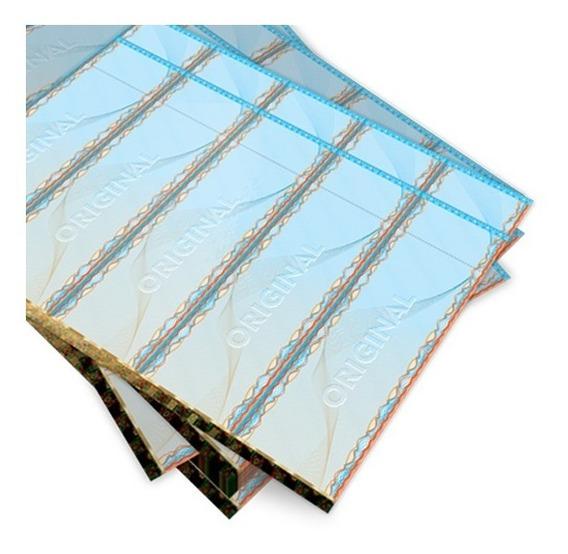 Ingresso Segurança Papel Moeda- 1000 Ingressos S/ Impressão