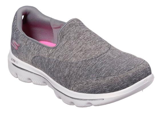 Zapatillas Skechers Go Walk Evolution Ultra Amazed