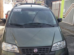 Fiat Idea 1.8 Adventure Locker Flex Dualogic 5p