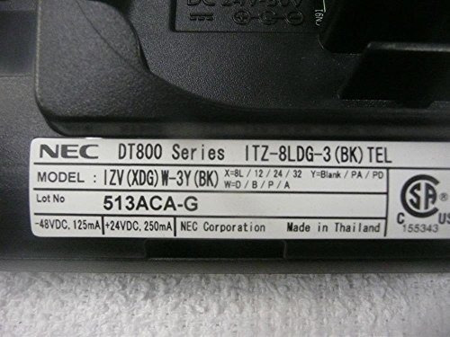 Teléfonos Pbx Y Sistemas Telefonos 660018 Nec