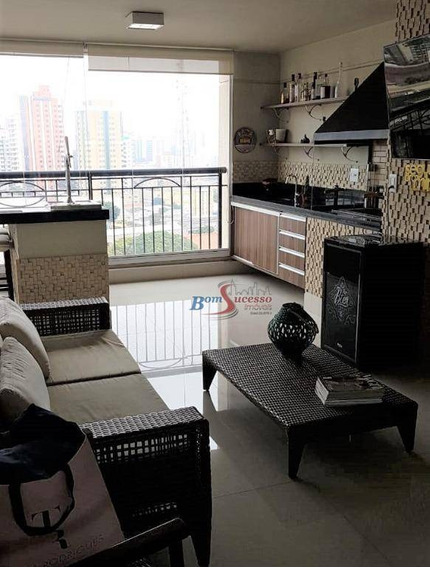 Apartamento Residencial À Venda, Tatuapé, São Paulo. - Ap2182