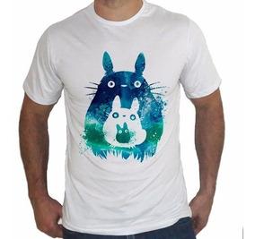 Camisas Camisetas Totoro Ghibli Miyazaki Viagem De Chihiro