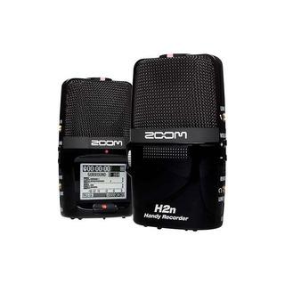 Zoom - H2n Registrador Portable Práctico - Negro