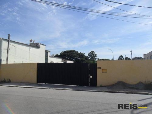 Galpão Para Alugar, 200 M² Por R$ 7.000,00/mês - Além Ponte - Sorocaba/sp - Ga0286