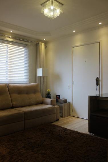 Apartamento 2 Dorm. Reformado Mobiliado Vila Das Mercês Sp