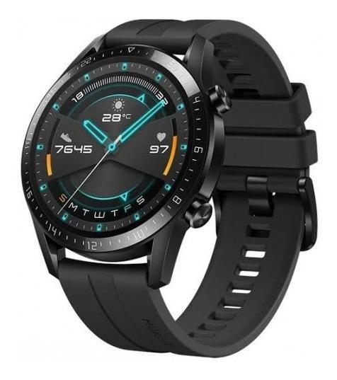 Reloj Smartwatch Huawei Watch Gt 2 46mm Negro Matte