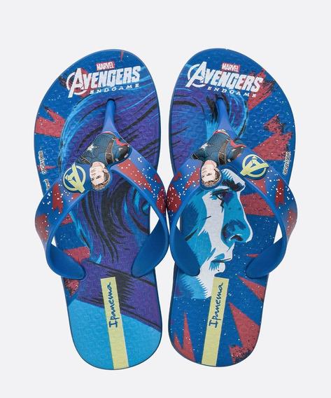 Chinelo Ipanema Infantil Menino Vingadores Avengers 26160