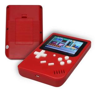 Mini Consola Retro Gb40 Pantalla 3¨ + 300 Juegos Conexion Tv