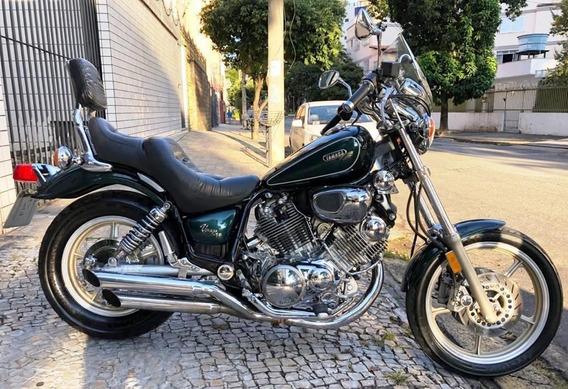 Yamaha Virago Xv 750 Custom