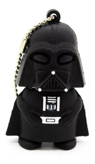 Pendrive Personalizado Star Wars Emborrachado 8gb