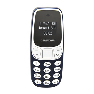 L8star Bm10 Mini Teléfono De Negocios Gsm Teléfono Móvil