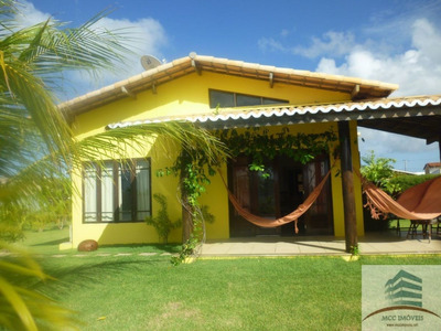 Casa A Venda Em Condomínio Fechado Em Jacumã