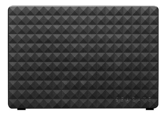 Disco rígido externo Seagate Expansion Desktop STEB8000100 8TB preto