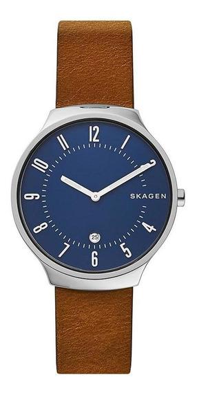 Relógio Skagen Masculino Grenen Prata - Skw6457/0mn