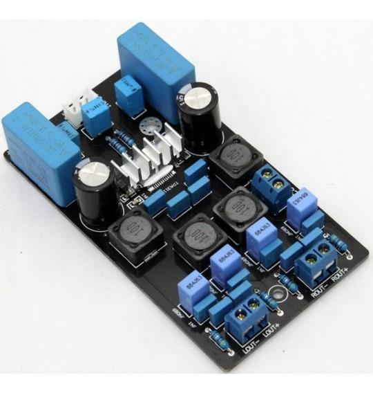 Amplificador Class D Tpa3116 2x50w + Brindes
